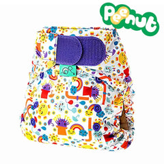 Nappy Wraps - TotsBots PeeNut Wrap - Incy Wincy