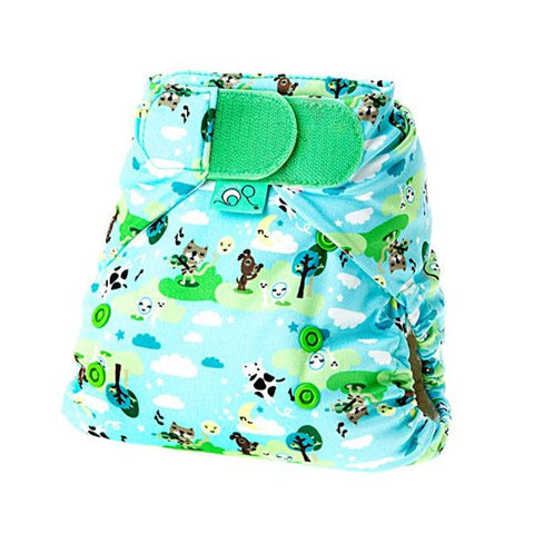 TotsBots StretchyWrap - Hey Diddle - Nappy Wraps - Natural Baby Shower