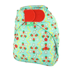 Nappy Wraps - TotsBots StretchyWrap - Wimblebum (Limited Edition)