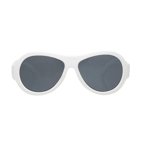 Babiators Originals - Wicked White Aviator