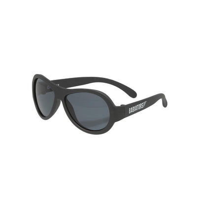 Babiators Original Aviator - Black Ops Black-Sunglasses- Natural Baby Shower