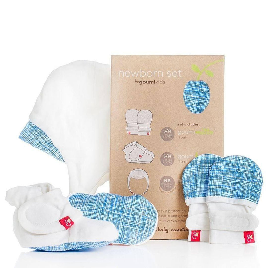 Newborn Sets - Goumikids Set - Diamond Dots