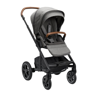 Nuna MIXX Next Stroller - Granite-Strollers- Natural Baby Shower