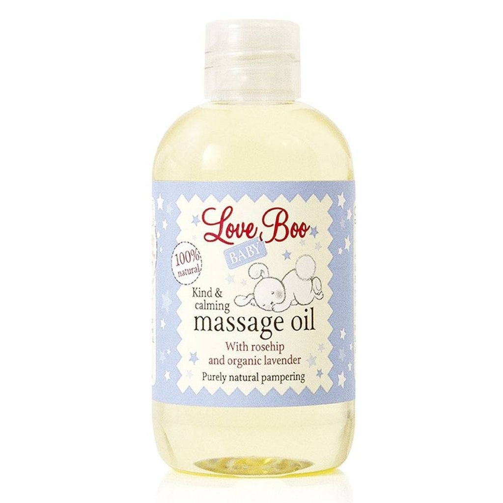 Oils - Love Boo Kind & Calming Massage Oil - 100ml
