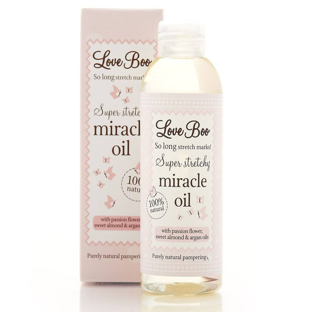 Oils - Love Boo Super Stretchy Miracle Oil - 100ml