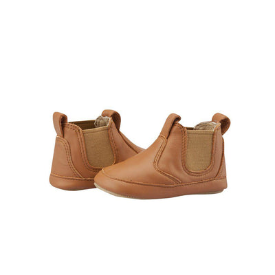 Old Soles Bambini Local Boots - Tan-Boots- Natural Baby Shower