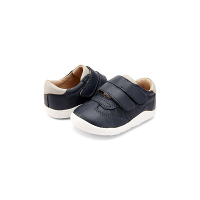 Old Soles Pathway Shoes - Navy/Gris-Shoes- Natural Baby Shower