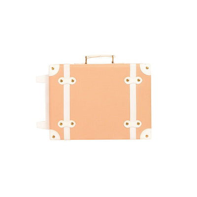 Olli Ella See-Ya Suitcase - Blush-Play Sets- Natural Baby Shower