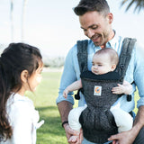 Ergobaby Omni 360 Carrier - Herringbone Lifestyle 2