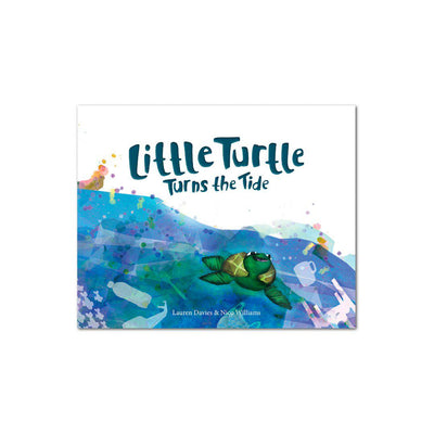 "Orca Publications ""Little Turtle Turns the Tide"" Book-Books- Natural Baby Shower"