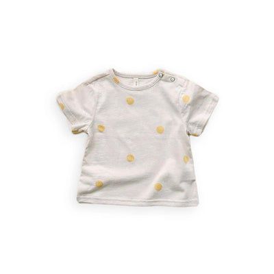 Organic Zoo T-Shirt - Sunrise-Short Sleeves- Natural Baby Shower
