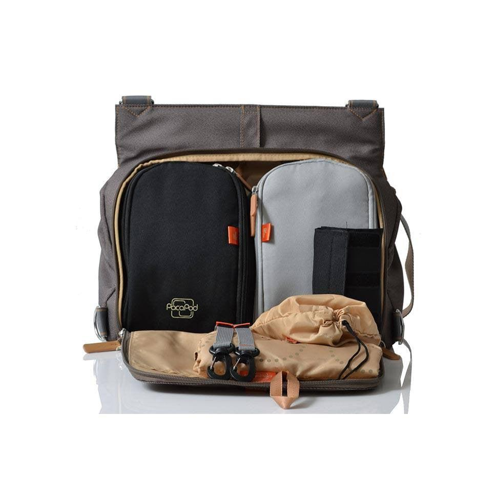 PacaPod Changing Bag - Oban - Mocha