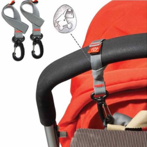 PacaPod Pram Hook - Changing Bags - Natural Baby Shower