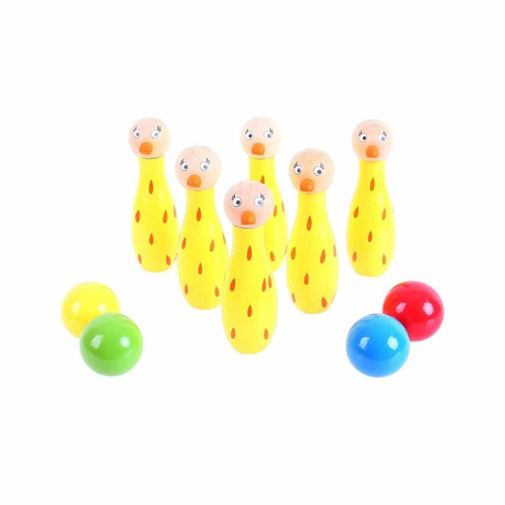 BigJigs Duck Skittles - Play Sets - Natural Baby Shower