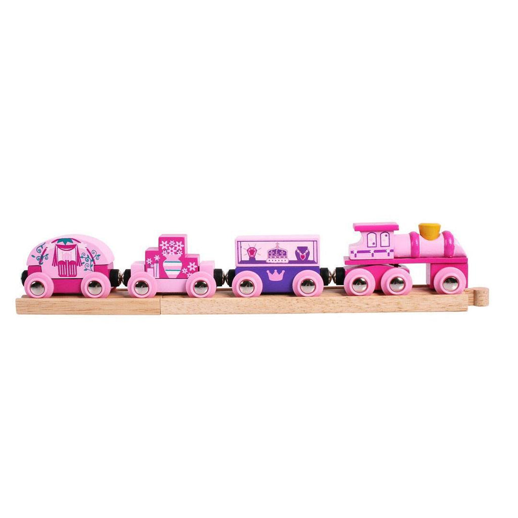 BigJigs Princess Train - Play Sets - Natural Baby Shower