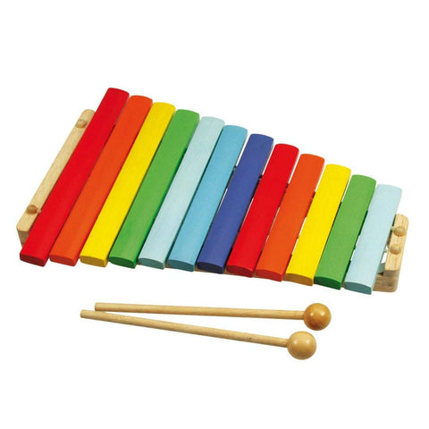 BigJigs Snazzy Xylophone - Play Sets - Natural Baby Shower