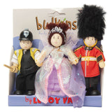 Le Toy Van - Budkins Gift Pack - Heart of London - Play Sets - Natural Baby Shower