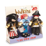 Play Sets - Le Toy Van - Budkins Gift Pack - Pirates
