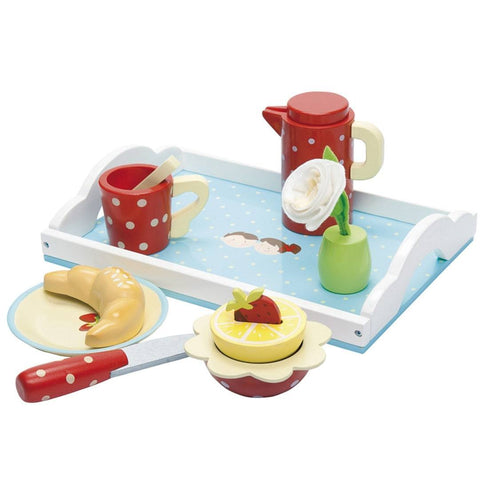Le Toy Van - Honeybake Breakfast Tray - Play Sets - Natural Baby Shower
