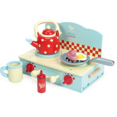 Play Sets - Le Toy Van - Honeybake Camper Mini Stove Set