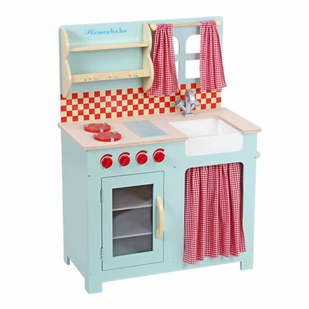Le Toy Van - Honeybake Honey Kitchen - Play Sets - Natural Baby Shower