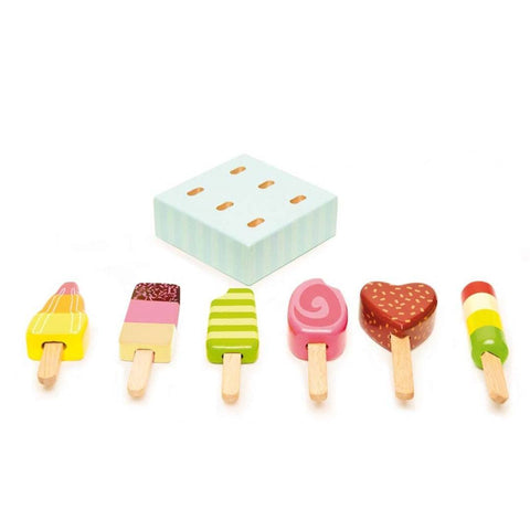 Le Toy Van - Honeybake Ice Lollies-Play Sets-Default- Natural Baby Shower