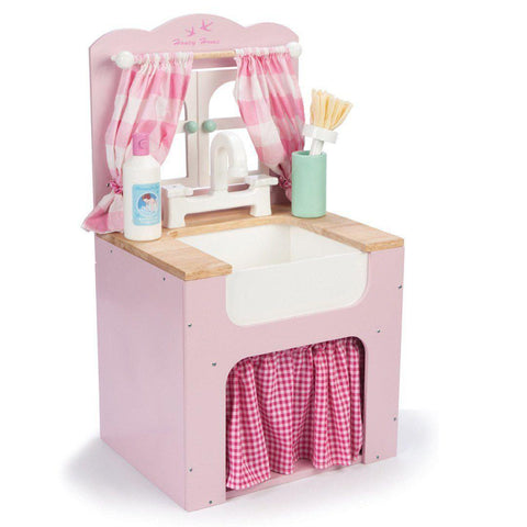 Le Toy Van - Honeybake Kitchen Sink - Play Sets - Natural Baby Shower