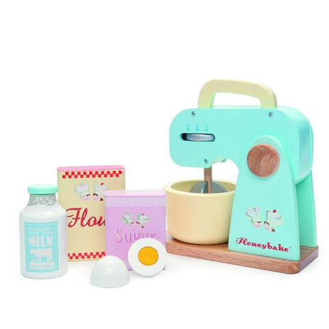 Le Toy Van - Honeybake Mixer Set - Play Sets - Natural Baby Shower