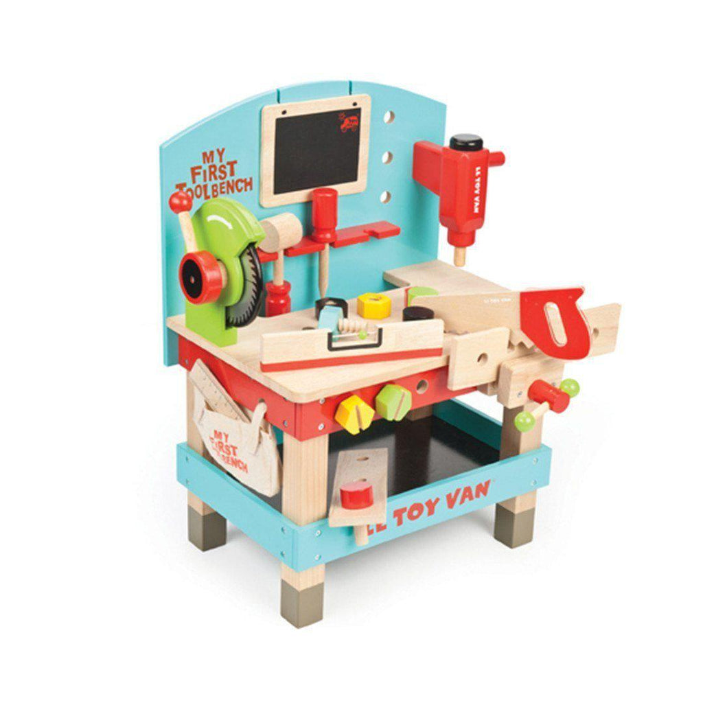 Play Sets - Le Toy Van - My First Tool Bench