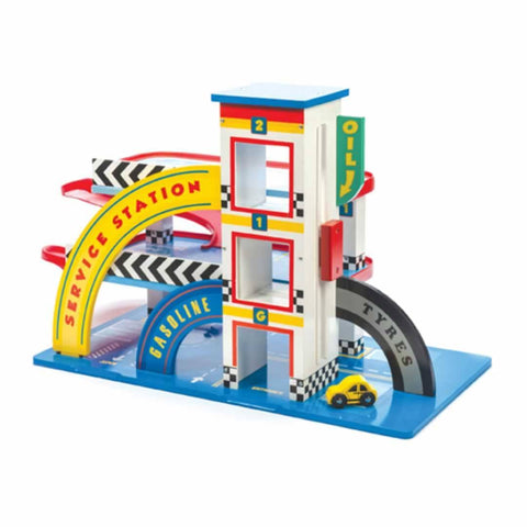 Le Toy Van - Vintage Garage - Play Sets - Natural Baby Shower