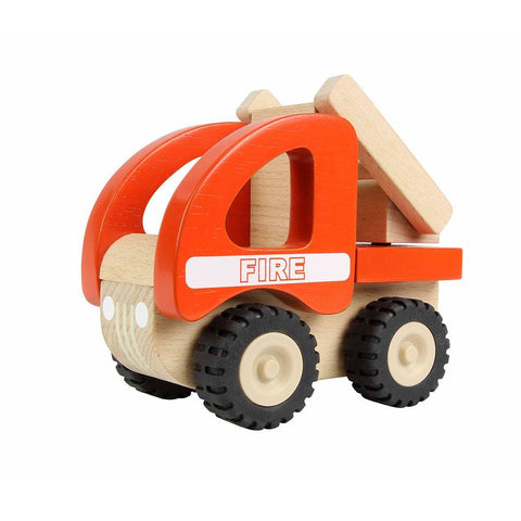 Masterkidz My First Fire Engine - Play Sets - Natural Baby Shower
