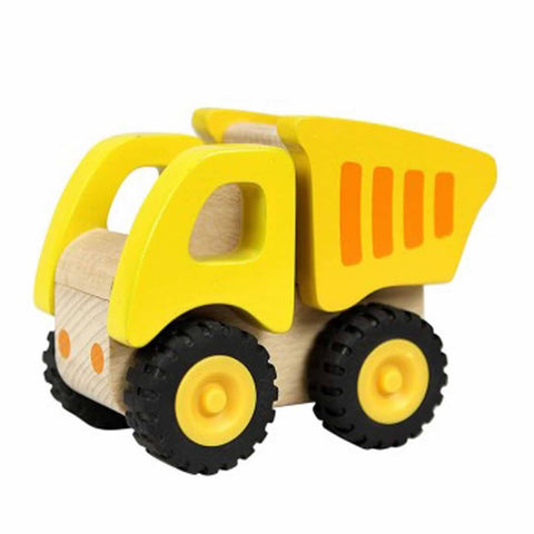Play Sets - Masterkidz Wooden Dump Truck