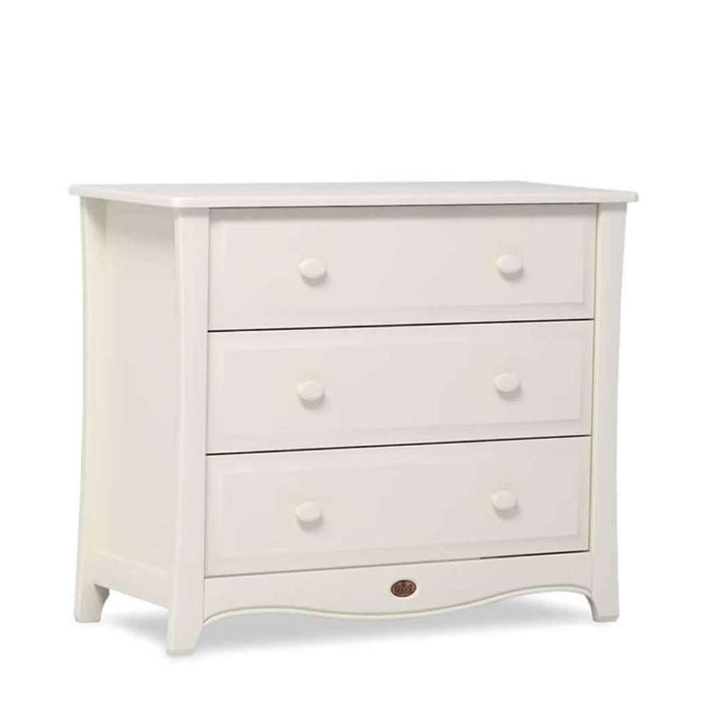 Boori Provence 3 Piece Nursery Set Dresser in Ivory
