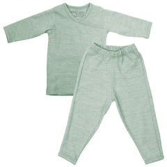 Pyjamas - Merino Kids Essentials - Pyjamas - Mint