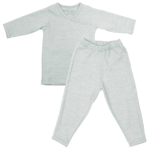Merino Kids Essentials - Pyjamas - Turtle Dove-Pyjamas- Natural Baby Shower