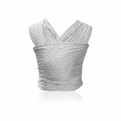 Ergobaby Lightweight Aura Baby Wrap - Twinkle Silver-Baby Carriers-Twinkle Silver- Natural Baby Shower