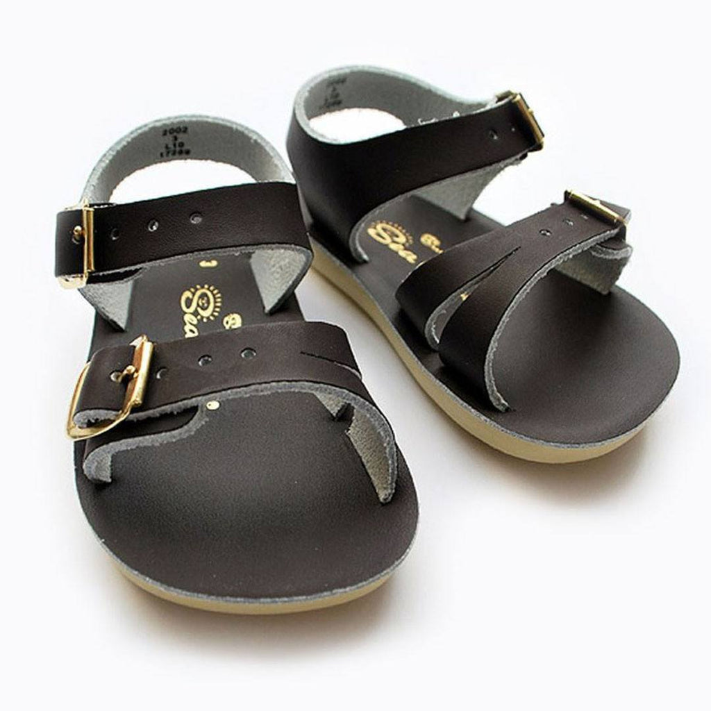 Sandals - Sun-San Saltwater Sandals - Seawee - Brown