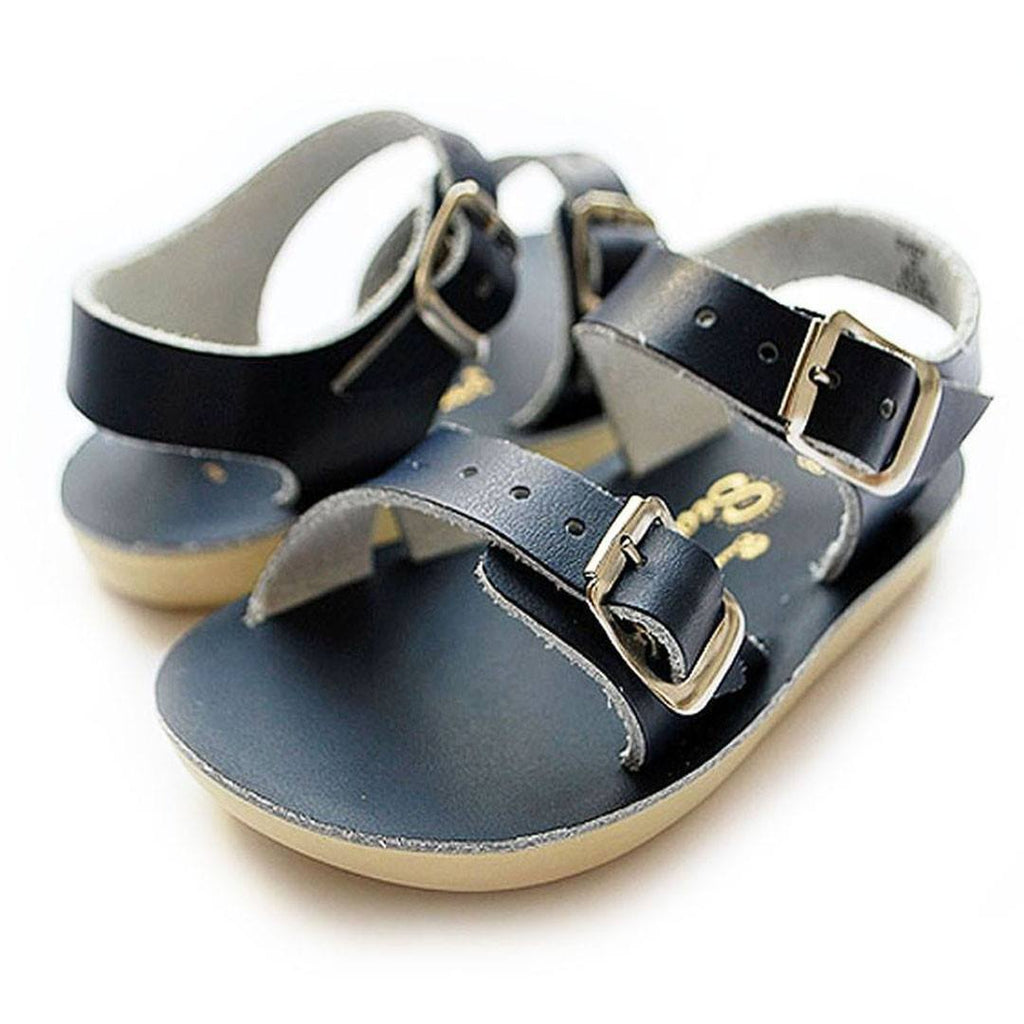 Sandals - Sun-San Saltwater Sandals - Seawee - Navy
