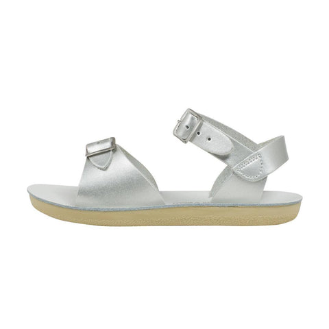 Sun-San Saltwater Sandals - Surfer - Silver - Sandals - Natural Baby Shower