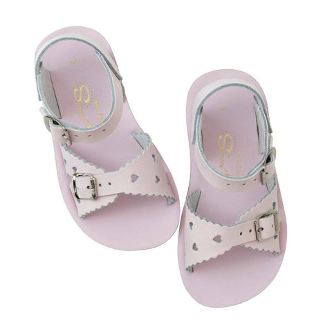 Sandals - Sun-San Saltwater Sandals - Sweetheart - Shiny Pink
