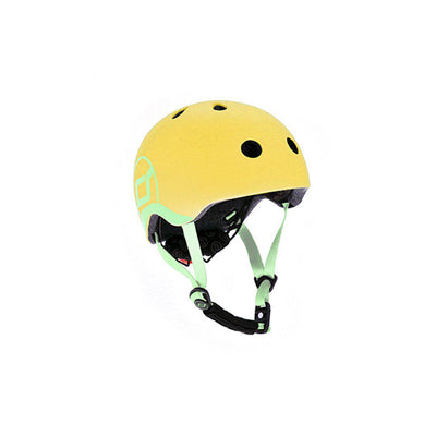Scoot and Ride Helmet - Lemon-Helmets-Lemon-XXS-S- Natural Baby Shower