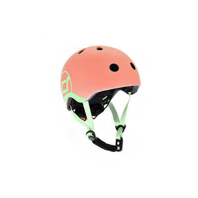 Scoot and Ride Helmet - Peach-Helmets-Peach-XXS-S- Natural Baby Shower