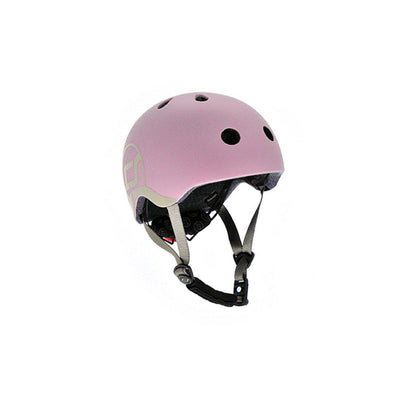 Scoot and Ride Helmet - Rose-Helmets-Rose-XXS-S- Natural Baby Shower