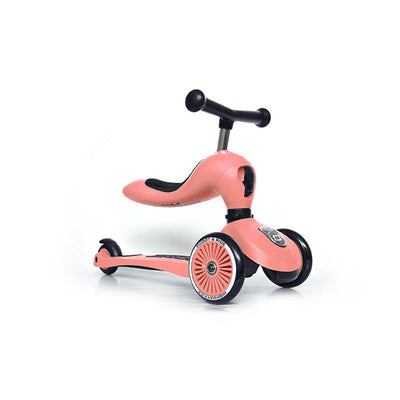 Scoot and Ride Highway Kick 1 - Peach-Bikes & Scooters- Natural Baby Shower