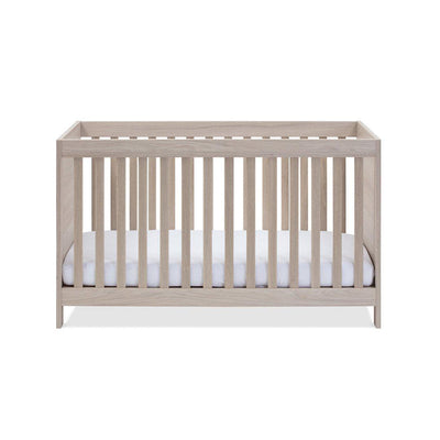 Silver Cross Cot Bed - Ascot-Cot Beds-No Mattress- Natural Baby Shower