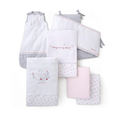 Silver Cross Luxury Bedding Set - Follow Your Dreams-Bedding Sets-One Size-Follow Your Dreams- Natural Baby Shower