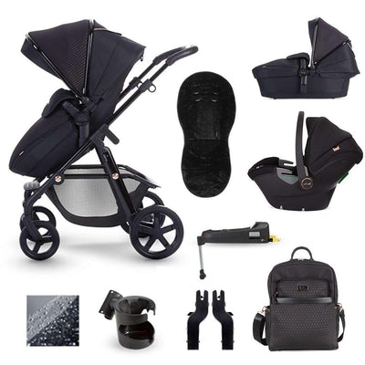 Silver Cross Pioneer Dream Bundle - Eclipse-Travel Systems- Natural Baby Shower