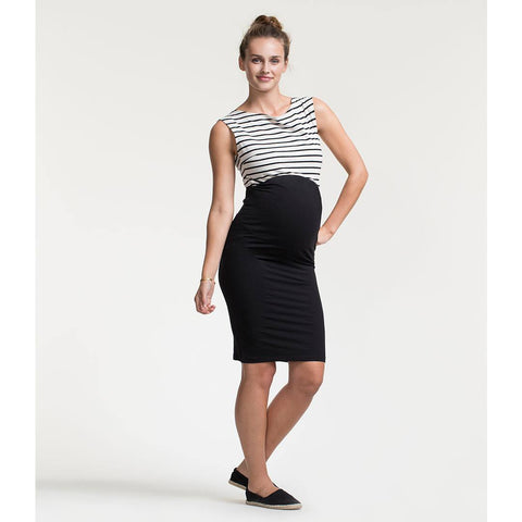 Skirts - Boob Once-On-Never-Off Skirt - Black