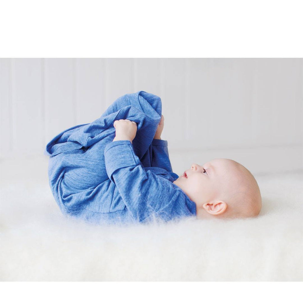 Sleep Gowns - Merino Kids Cocooi Gown - Banbury