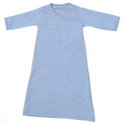 Merino Kids Essentials Gown - Banbury-Sleep Gowns-3-12m-Banbury- Natural Baby Shower
